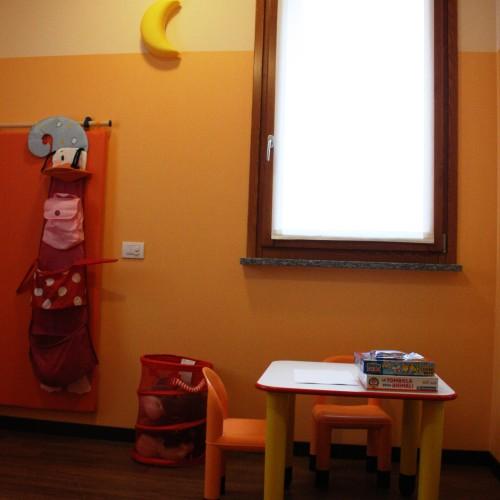 Sala Arancione - Tavolino