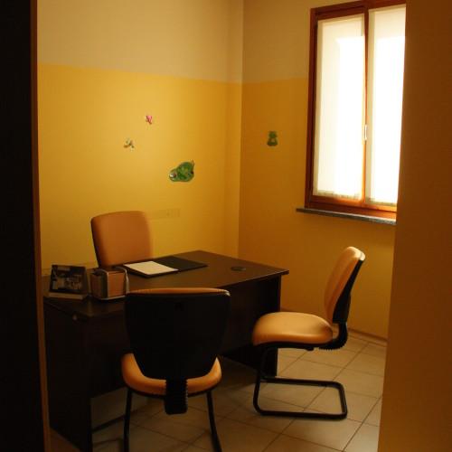 Sala Gialla - Ingresso