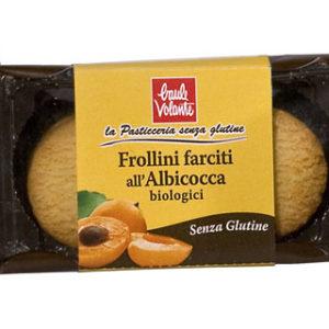 Frollini Farciti Albicocca