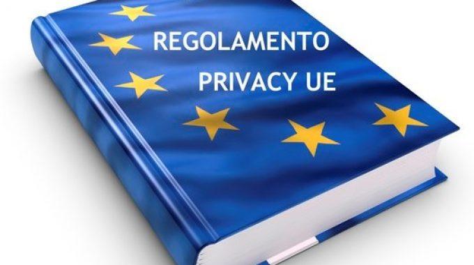 PRIVACY – GDPR – Regolamento UE 679/2016